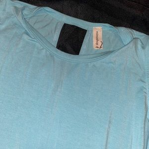 Mittoshop light teal tank top